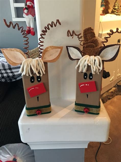 Christmas Wood Projects Pinterest