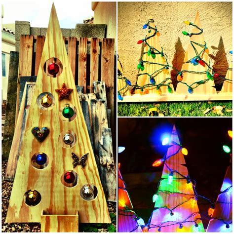 Christmas Wooden Yard Art For Sale