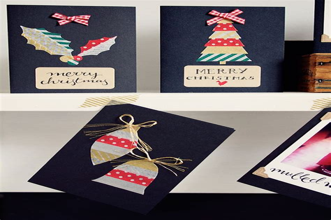 Christmas-Card-Diy-Online
