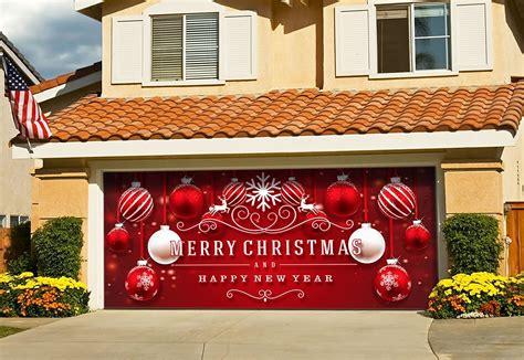 Christmas-Gargage-Door-Diy-Ideas
