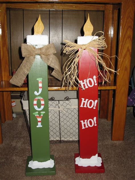 Christmas-Outdoor-Wood-Projects