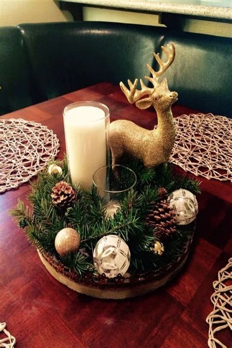 Christmas-Table-Center-Piece-Pinterst-Diy