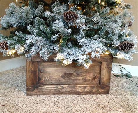 Christmas-Tree-Box-Wood-Diy-Plan