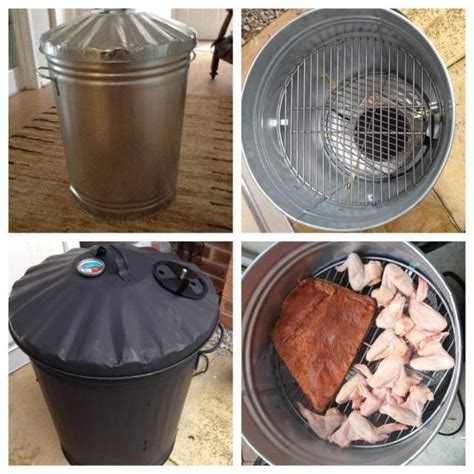 Chuck Roast On A Trash Can Smoker Plans