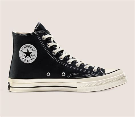 Chuck Taylor All Star Classic High Top Sneakers - Black