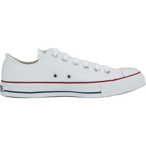 Chuck Taylor All Star Core Oxford Low-Top Optical White Men's Size 6