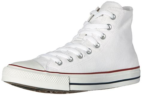 Chuck Taylor All Star Hi Top OPTICAL WHITE(Size: 5 US Men's)