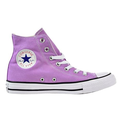Chuck Taylor All Star High Top Big Kid's Shoes Fuchsia Glow 155570f