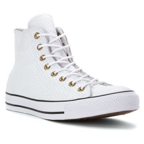 Chuck Taylor All Star Leather High Top Sneaker