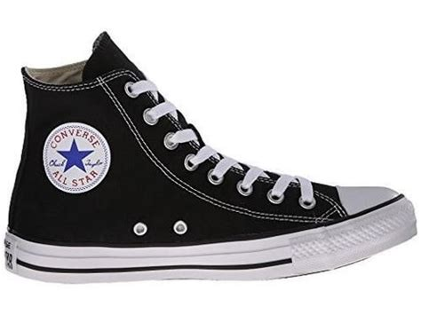Chuck Taylor All Star Low Top Unisex Canvas Oxford Shoes (9.5 Mens D(M) US/11.5 Womens B(M) US, Black)