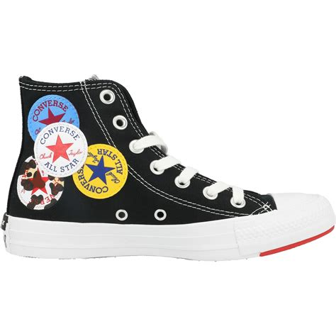 Chuck Taylor All Star Textile Hi Shoes