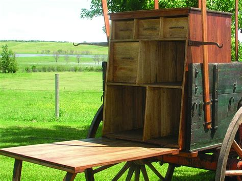 Chuck Wagon Chuck Box Plans