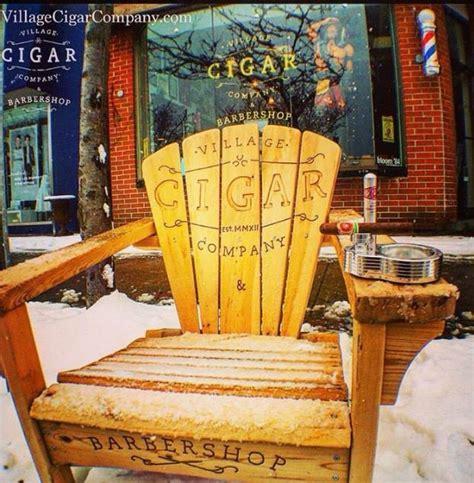 Cigar-Adirondack-Chair