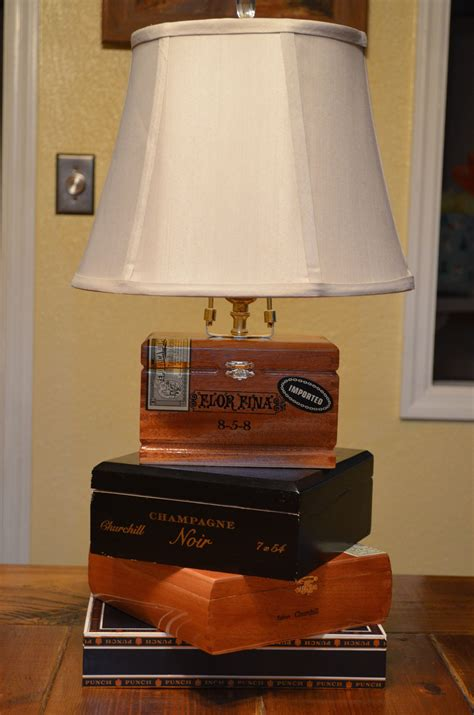 Cigar-Box-Lamp-Diy