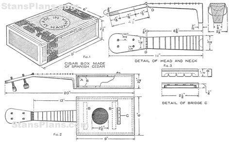 Cigar-Box-Ukulele-Plans-Pdf