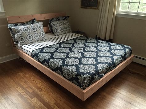 Circle Floating Bed Base Diy Network