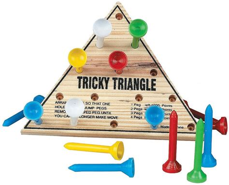 Circle Pyramid Peg Game Solution