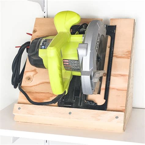 Circular Saw Stand Diy School