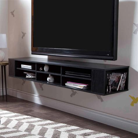 City Life 66 Wall Mounted Tv Stand