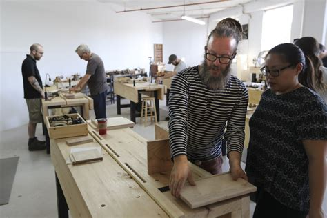 City-Of-Toronto-Woodworking-Class