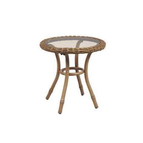 Clairborne 20 In Round Patio Side Table