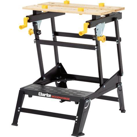 Clarke-Woodworker-Bench