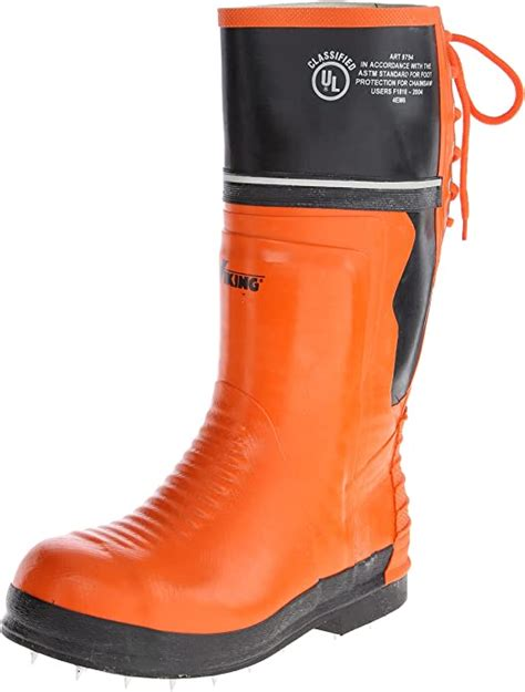 Class 2 Chainsaw Caulked Boot