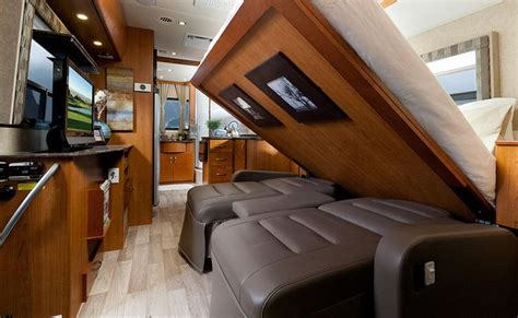Class B Motorhome With Murphy Bed Plans