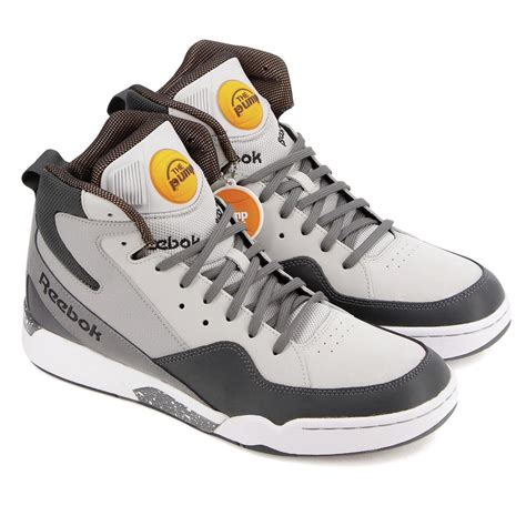Classic Reebok Basketball Sneakers