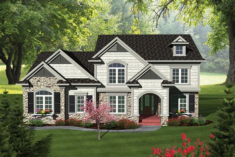 Classic Traditional Farmhouse Plans