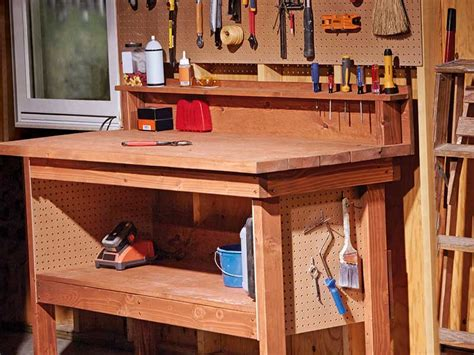 Classic-Diy-Workbench