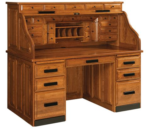 Classic-Roll-Top-Desk-Plans