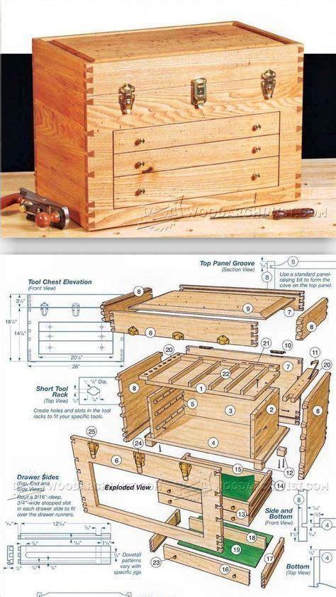 Classic-Tool-Box-Plans