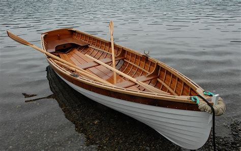 Classic-Wooden-Row-Boat-Plans