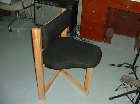 Classical Guitar Chair Plans