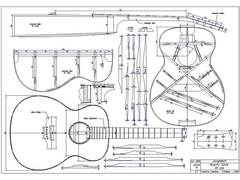 Classical-Guitar-Plans-Free