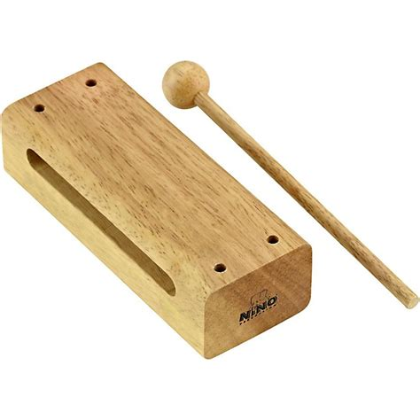 Classroom Music Box Wood Blocks Ercefuryl