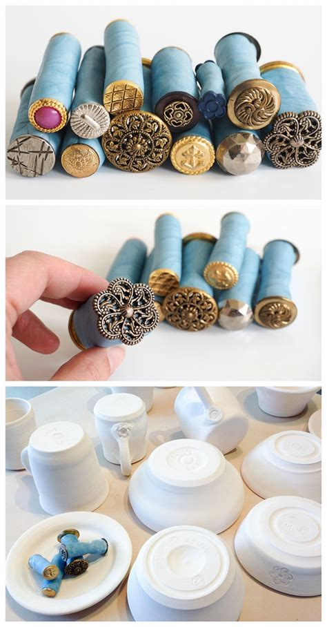 Clay-Stamps-Diy