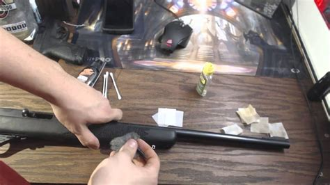 Clean Rust Off Blued Gun And Cleaning Daisy 880 Bb Gun