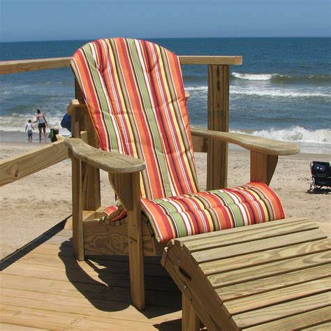 Clearance-Adirondack-Chair-Cushions