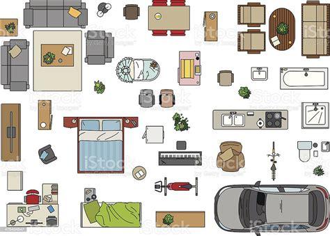 Clipart-Furniture-Floor-Plan
