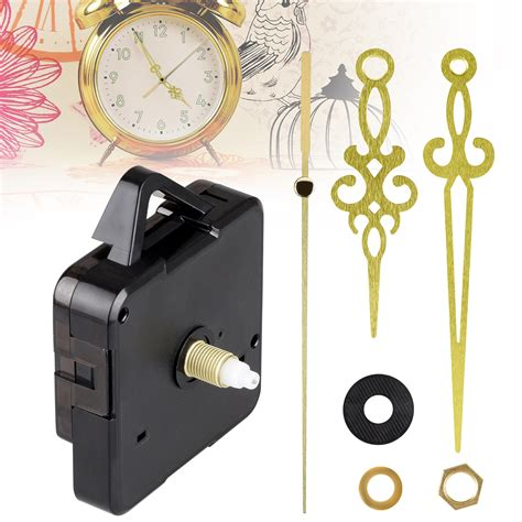 Clock Diy What Is Shaft