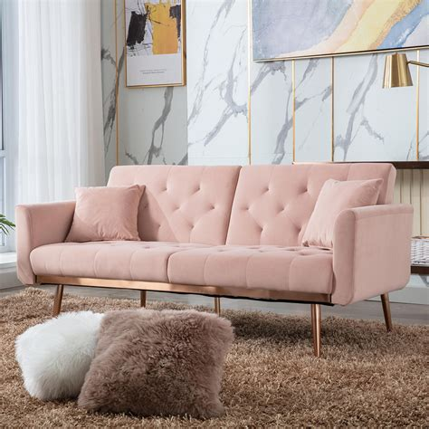 Closeout Loveseat Couch Bed