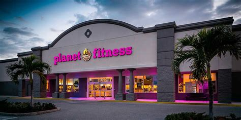 Closest Planet Fitness Near Me