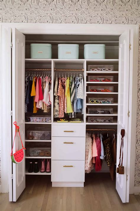Closet Storage Design Plans
