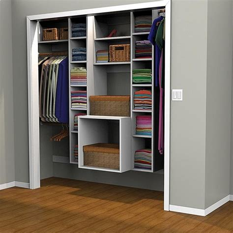 Closet System Building Plans