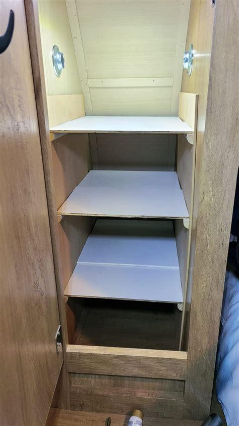 Closet-Shelving-No-Drilling-Diy