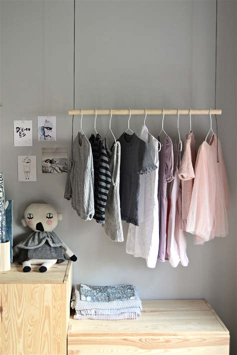 Cloth Hanger Rack Diy