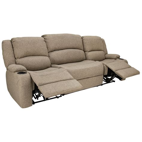 Cloth Sofa Recliner Wall Hug