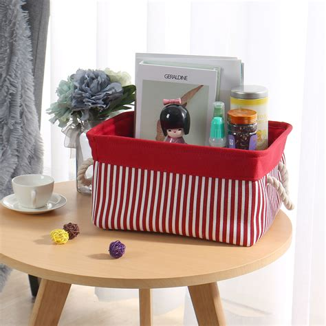 Cloth Storage Bins With Dividers